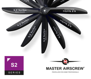 Scimitar - 7x5 Propeller - Master Airscrew - Multi Rotor/ Model Airplane Propellers