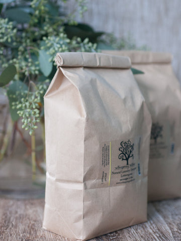 Eco Friendly Laundry Detergent - Gather Goods Co - Raleigh, NC