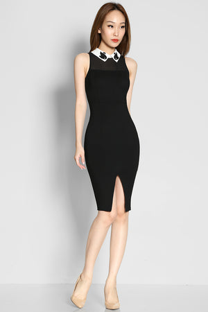 Wilhelmina Swan Dress