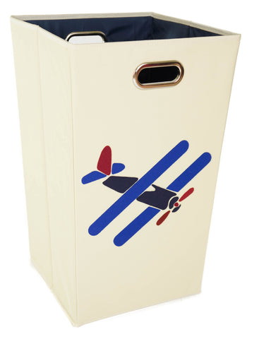 Airplane Laundry Hamper