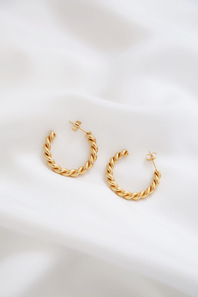 Lula Twist Earrings