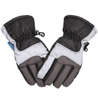 Men's 3M Thinsulate Waterproof Gloves, Grey Shades
