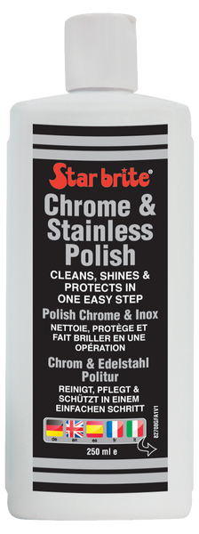 star brite chrome and stainless steel polish