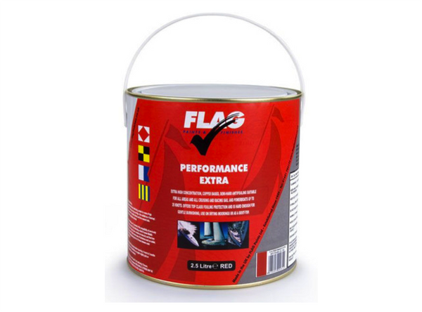 Flag Performance Extra Antifouling 2.5L