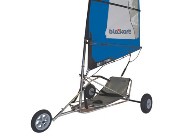 Blokart Pro V3 5.5m complete with Sail, Mast & Carrybag - 4 Sail Colours