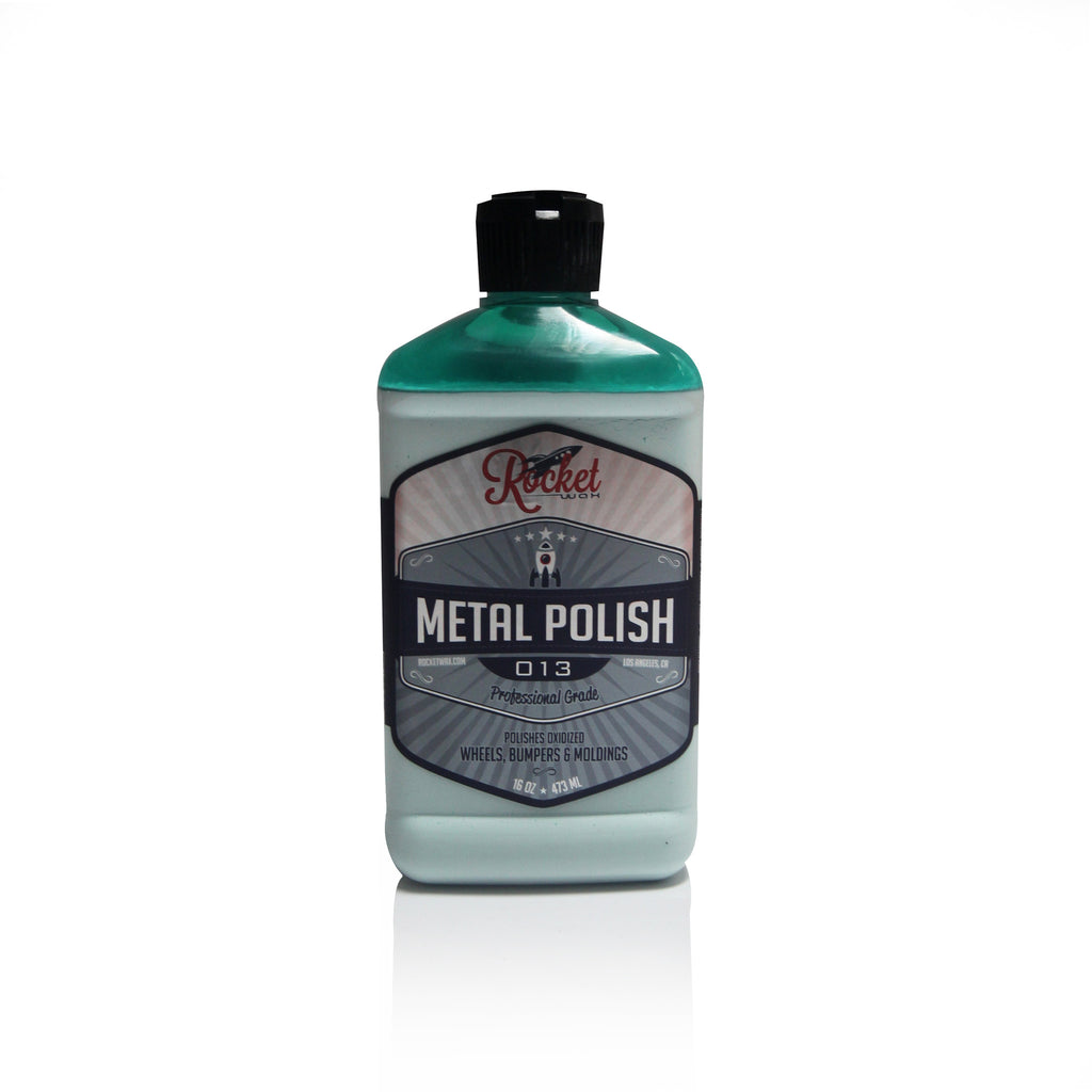 16 oz. Metal Polish