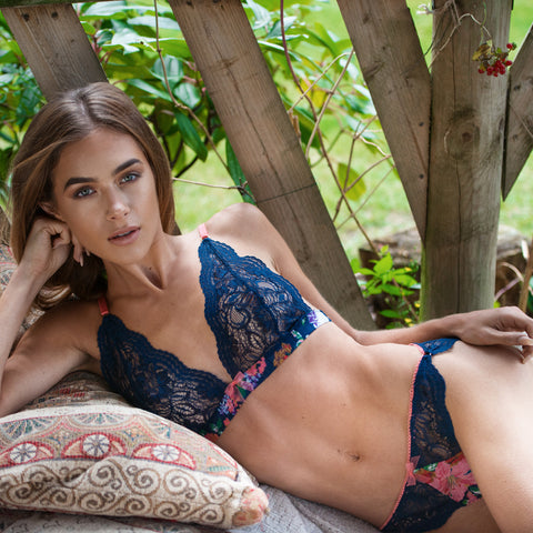 Willow Lace Brief