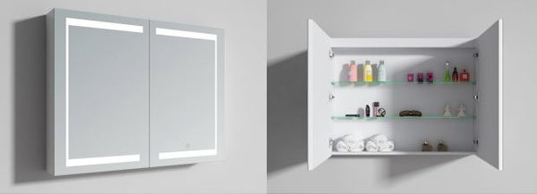 Luminosa LED Mirror Cabinet
