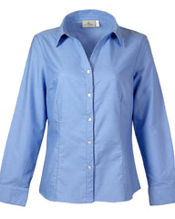 AKWA Ladies' Button Down Shirt - Graphic Comfort  - 1