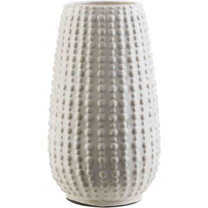 Clearwater Vase ~ White/Ivory