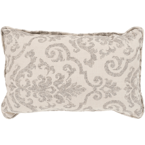 Damara Pillow ~ Taupe