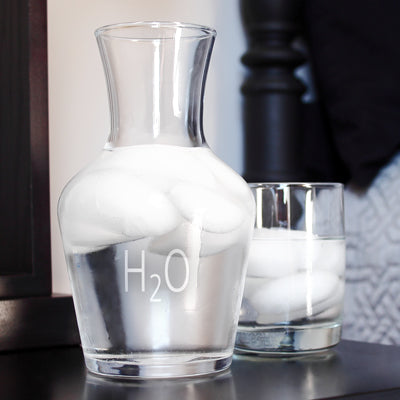 H2O Bedside Carafe & Glass Set - Cece & Me - Home and Gifts
