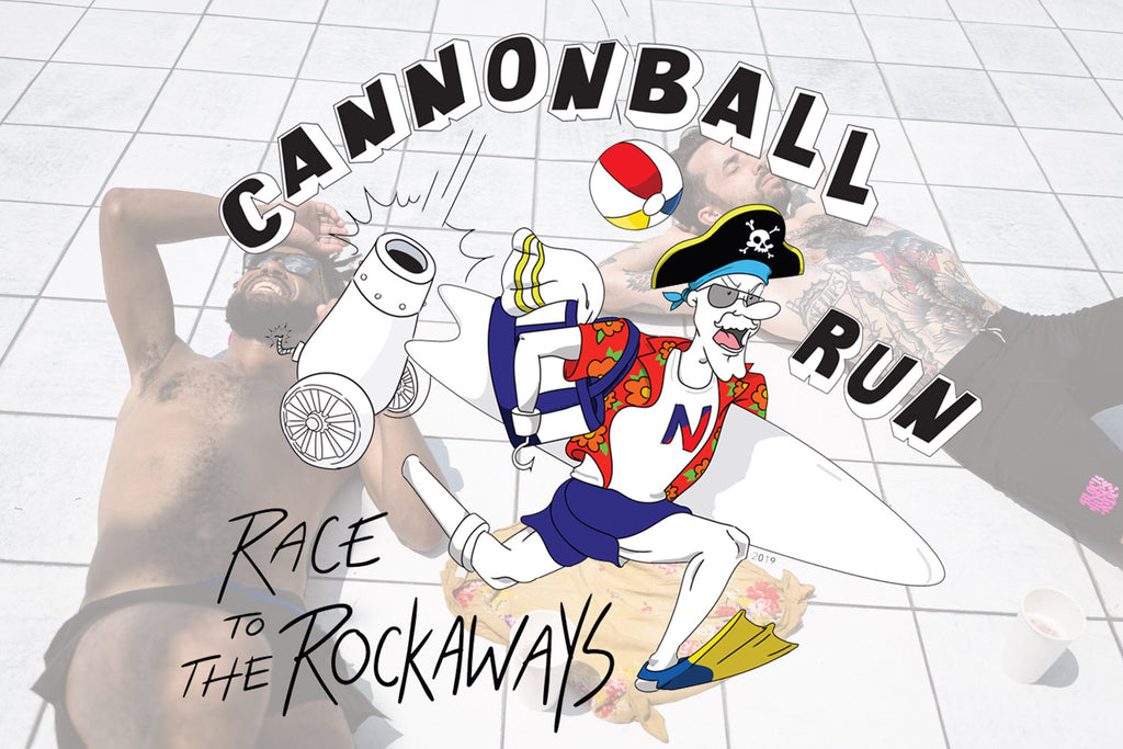 Cannonball Run: Race to the Rockaways
