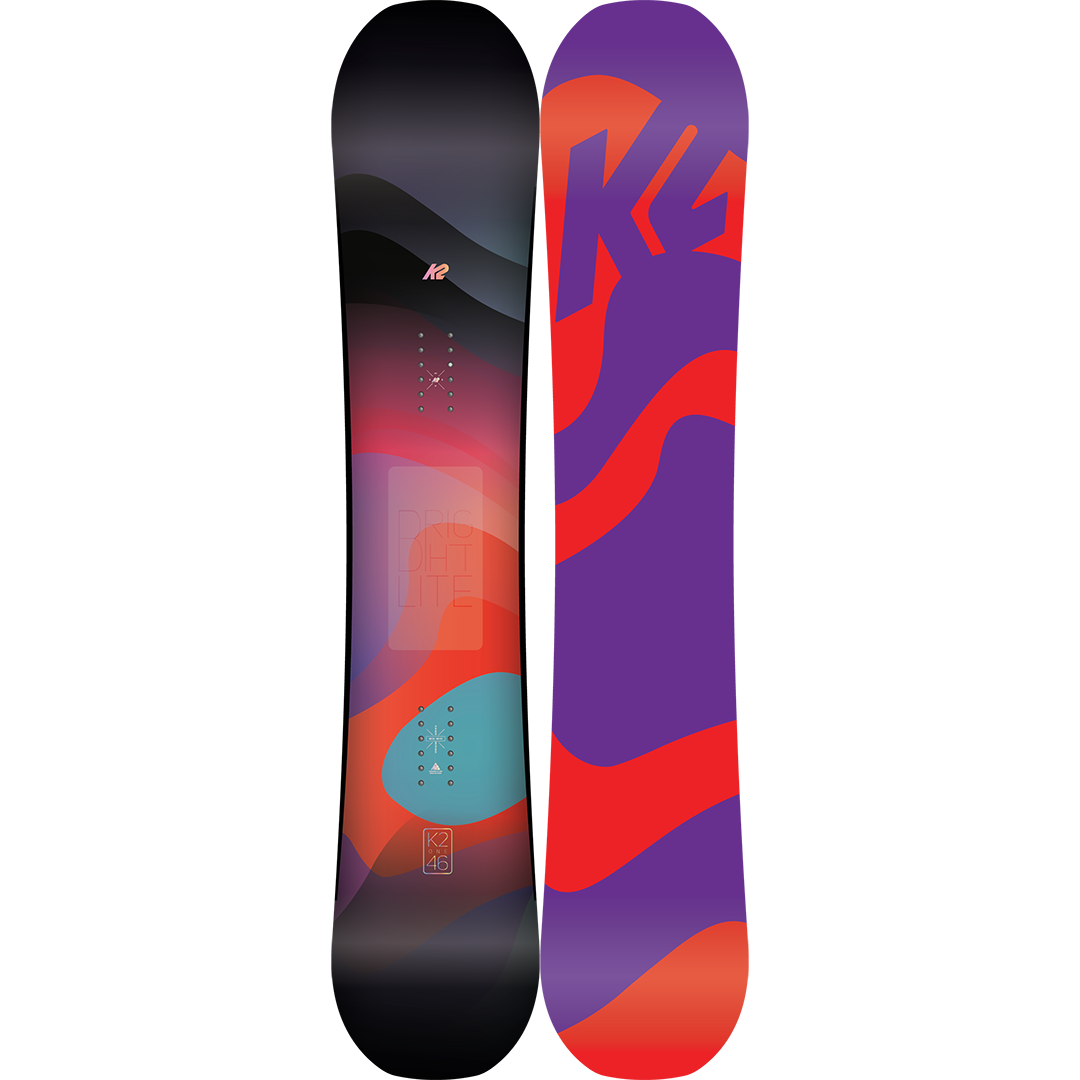 K2 - BRIGHT LITE 2019 - WOMENS SNOWBOARD