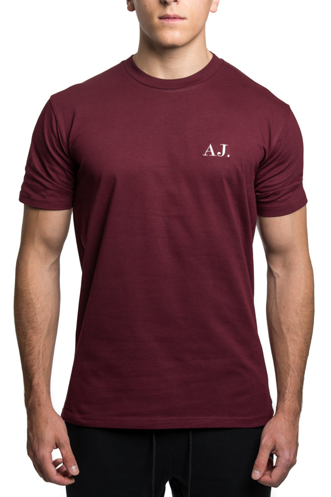 The AJ. - Burgundy - AJ & Co.