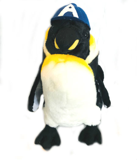 "Emperor Noodles Penguin Plush (12"" Tall)"