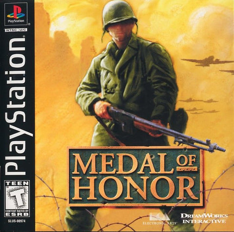 Medal of Honor (Sony PlayStation, 1999)
