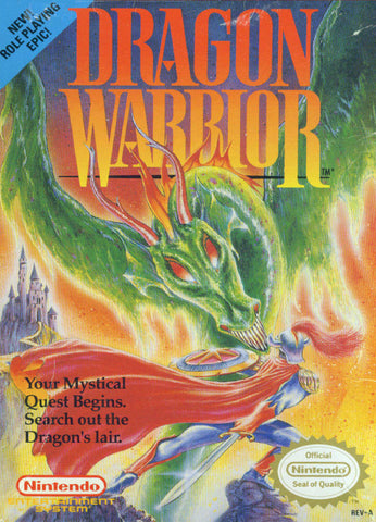 Dragon Warrior (Nintendo NES, 1989)