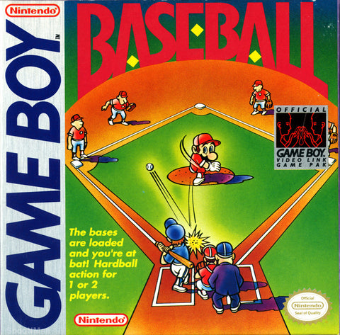 Baseball (Nintendo Game Boy, 1989)