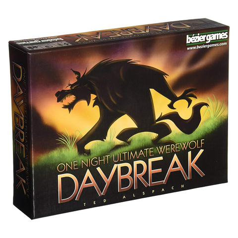 One Night Ultimate Werewolf Daybreak - Card Game (Bézier Games)