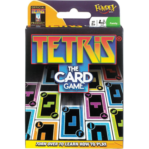 Tetris: The Card Game - Card Game (Fundex)