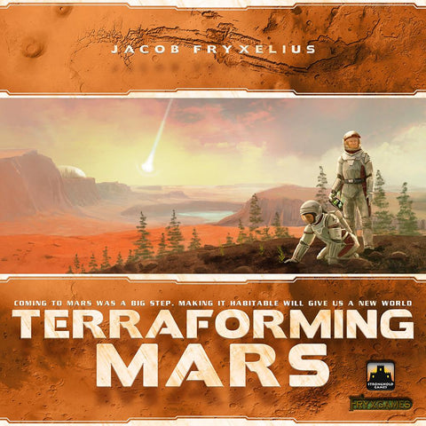 Terraforming Mars - Board Game (Stronghold Games)