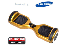 "Gold 6"" Swegway Hoverboard"