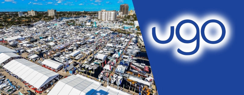 Meet ugo wear at the 2018 Fort Lauderdale International Boat Show