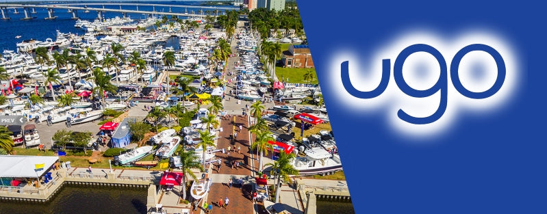 Meet ugo wear at the 46th Annual Fort Myers Boat Show