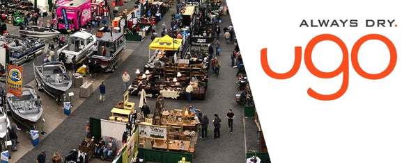 Meet ugo wear at the Northwest Sportshow