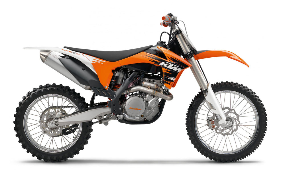 KTM 450 SX-F WorkShop Service Repair Manual 2011