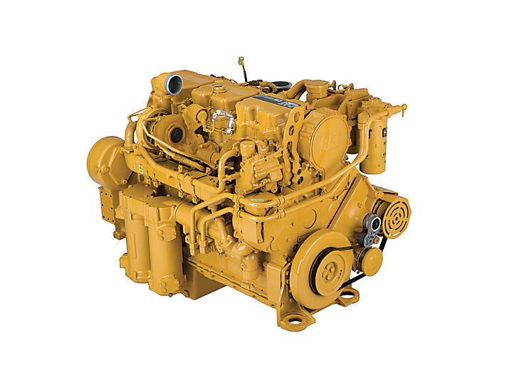 Caterpillar C15 ACERT Truck Engine Disassembly & Assembly Official WorkShop Service Manual