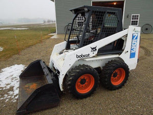 Bobcat 753H 753F 753 Series Skid Steer Loader Workshop Service Manual