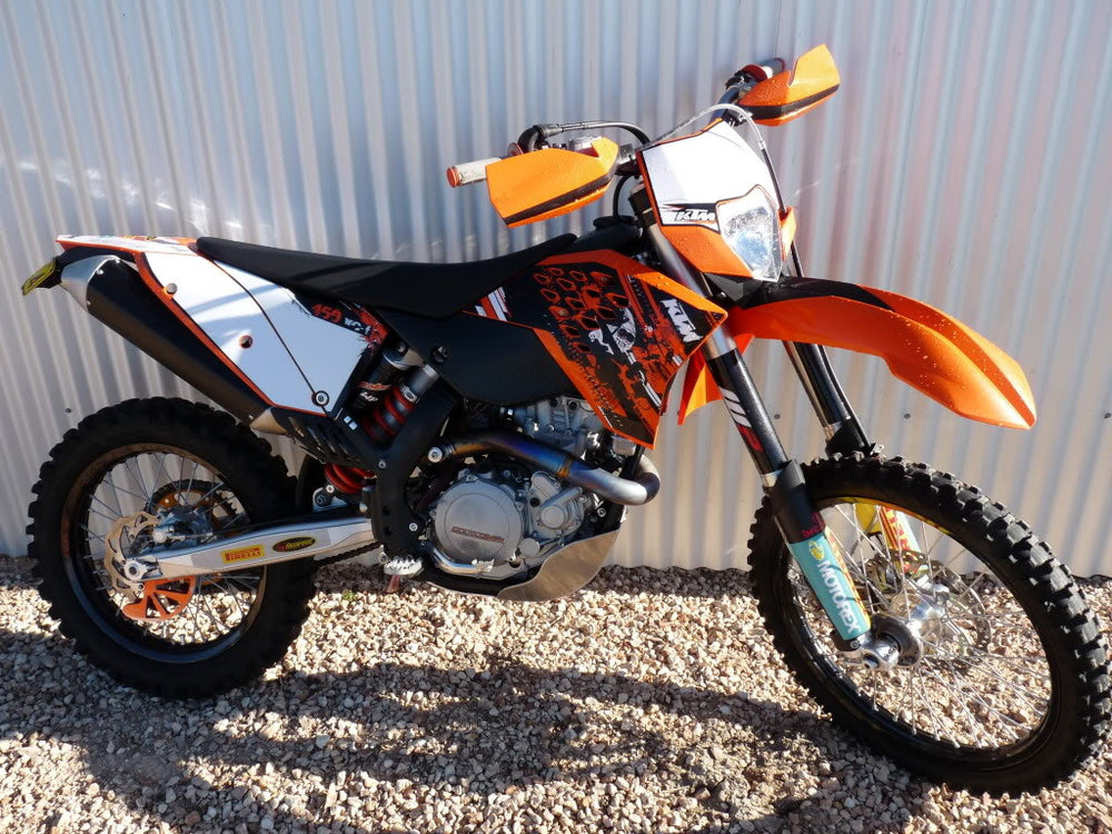 KTM 450 505 SX-F XC-F Workshop Service Repair Manual 2008-2009