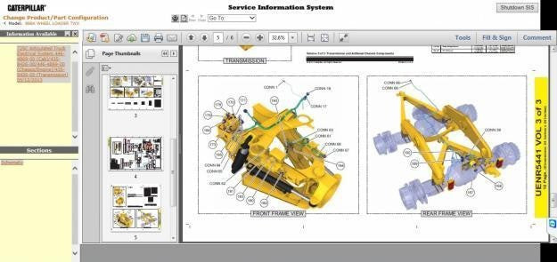 Caterpillar Cat SIS 2018 New Version! Last Update 01/2018 Epc & Service Information - Include Flash Files 2017 - Full Online Installation & Activation Service !