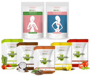 teatox ultimate happy detox tea