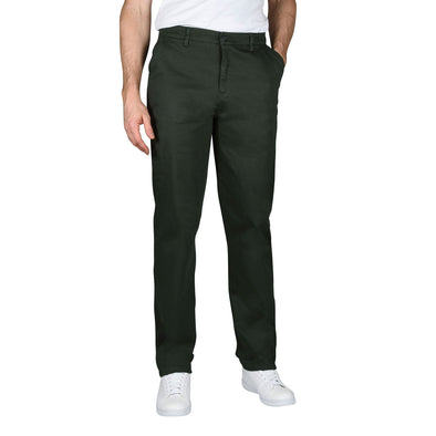 The J1: Straight-Leg Tall Polished Chinos in Storm Green