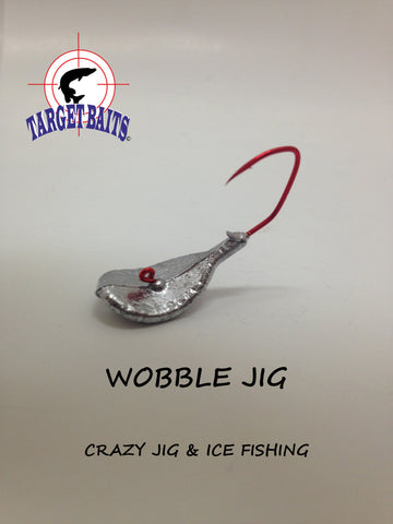 WOBBLE JIG - Short Hook