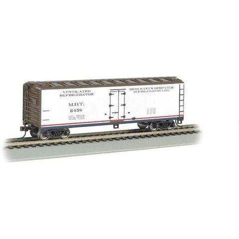 Image of BACHMANN HO SCALE 40' WOOD-SIDE REEFER