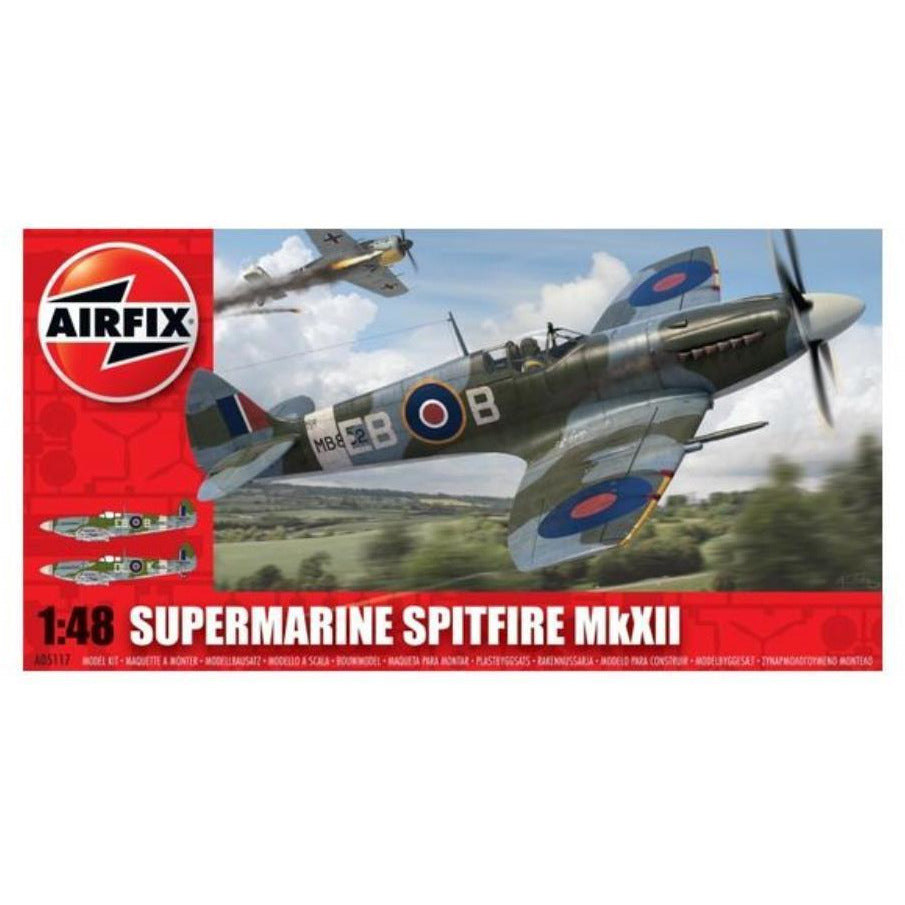 AIRFIX SPITFIRE MKXII  1:48