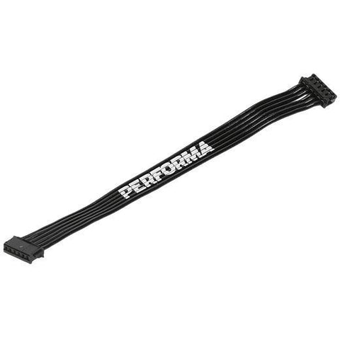 PERFORMA RACING ULTRA SOFT FLAT SENSOR WIRE 100mm (P1-PA9309)