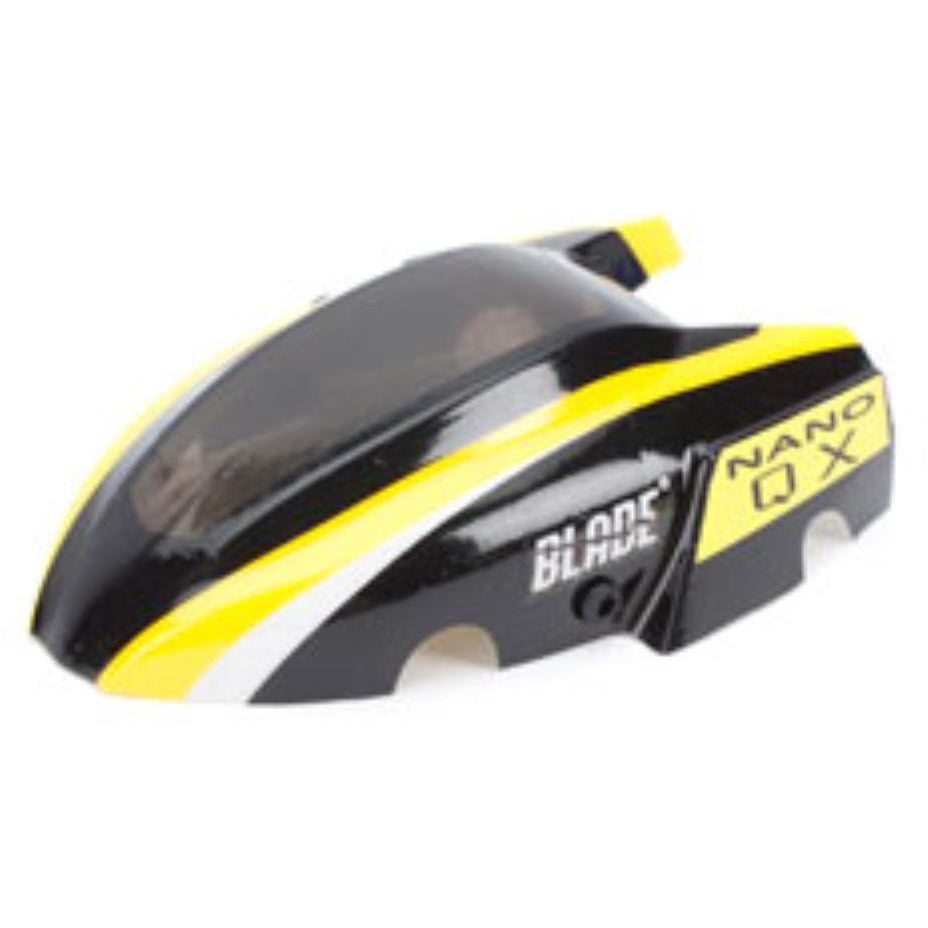 Blade Yellow Canopy:Nano QX - Hearns Hobbies Melbourne - BLADE