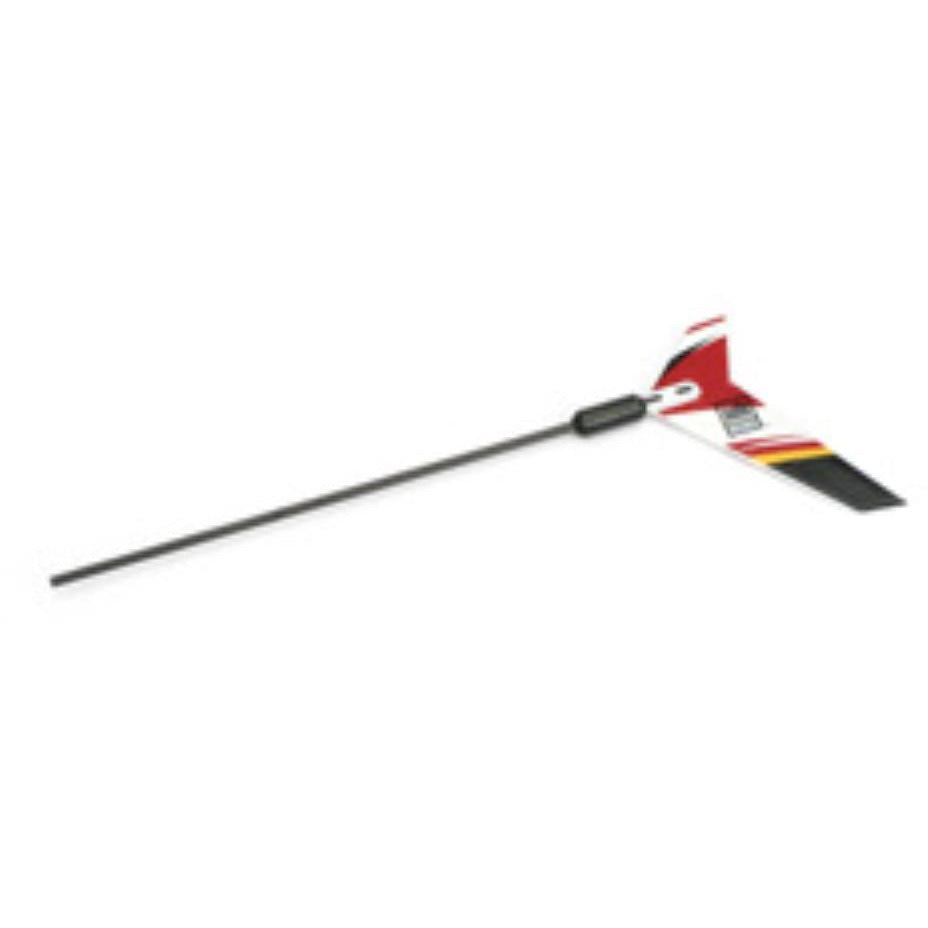 Blade Carbon Fiber TailBoom with Fin: BMCX2 - Hearns Hobbies Melbourne - BLADE