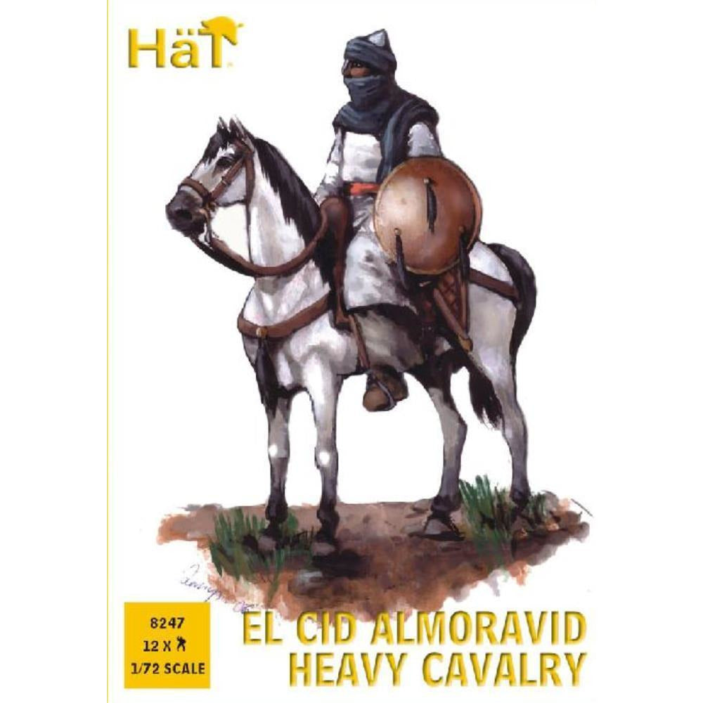 HAT INDUSTRIES El Cid Spanish Heavy Cavalry