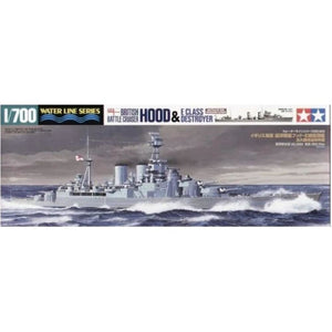 TAMIYA HOOD BATTLE CRUISER