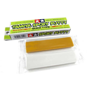TAMIYA  EPOXY PUTTY (QUICK TYPE)