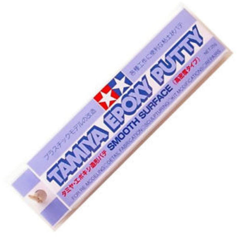 TAMIYA EPOXY PUTTY SMOOTH SURF - Hearns Hobbies Melbourne - TAMIYA