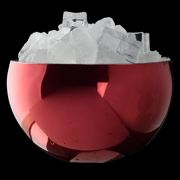 Prince of Scot Cherry Red Ice Bucket