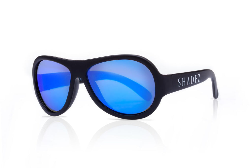 Aviators - Black (0-3 / 3-7 / 7-12 yrs)