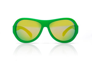 Aviators - Green (0-3 / 3-7 / 7-12 yrs)